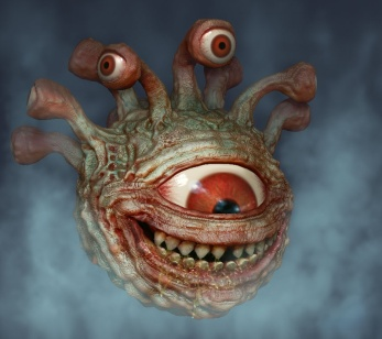 Beholder_by_Hungrysparrow