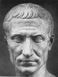 julius caesar father